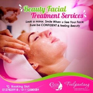 Beauty Facial Treatment Package